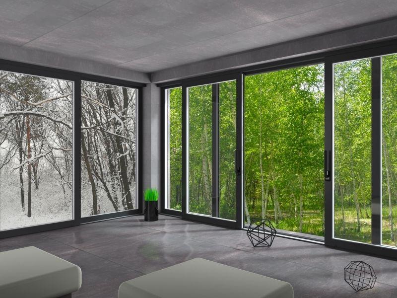 choisir la bonne baie vitrée